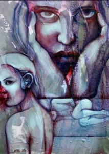 Manfred Evertz - Narben der Kindheit