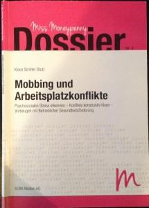 Klaus Schiller-Stutz - Mobbing und Arbeitsplatzkonflikte