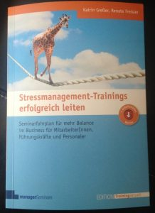 Cover - Stressmanagement-Trainings erfolgreich leiten