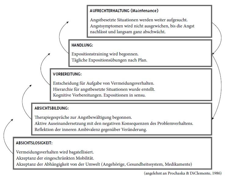 Zielklärung und Veränderungsmotivation bei Angststörungen | Psyche ...